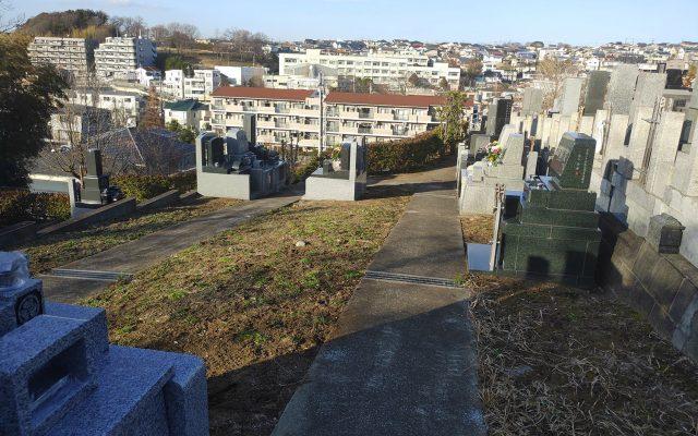 貞昌院墓地